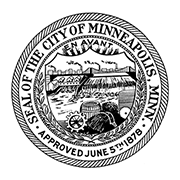 Seal of the City of Minneapolis, MN